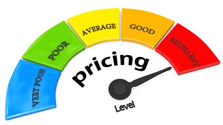 Pricing Meter